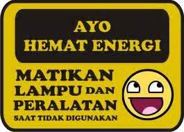 Ac 1 Pk Hemat Energi hemat energi matikan lu ruang ingatan