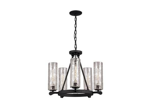 bel air lighting company 5 light chandelier