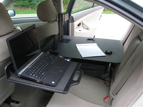 mobile desk for truck 11 best mobile office ideas for cars trucks vans images