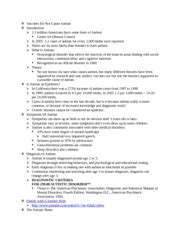Autism Outline by Autism Argumentative Essay