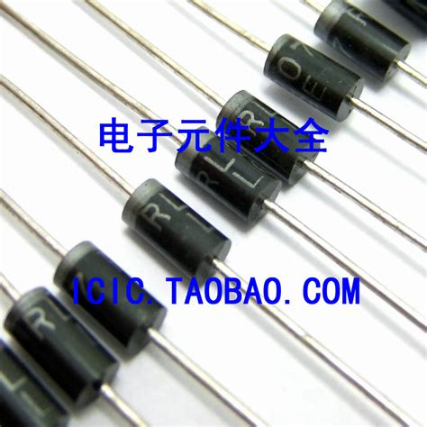 use of diode in power supply 20pcs rl207 liquid power supply board rectifier diode 1000v 2a in integrated circuits