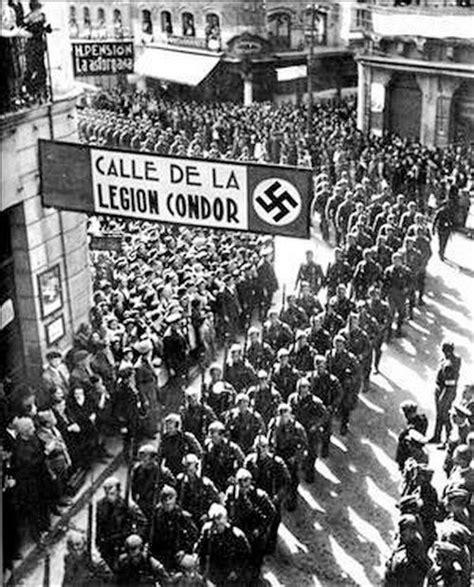 legion condor history of 0887403395 b 250 scame en el ciclo de la vida la legi 243 n condor en vigo history zweiter