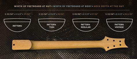 Neck Shape Pattern Thin | prs 17 mccarty 594 antique white 特別商談会選定品 bottom