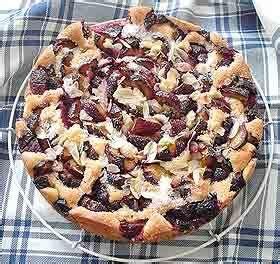 kuchen springform zwetschgen kuchen aus r 252 hrteig cakes desserts cookies
