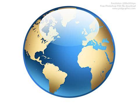globe maps free photoshop world globe icon psdgraphics