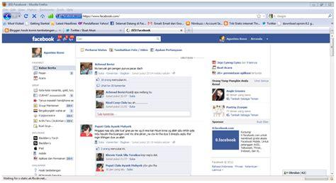 cara membuat status twitter masuk ke facebook hosik komis tambelangan cara membuat update status biru