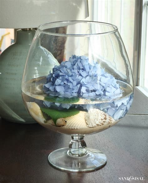 Martha Stewart Bathroom Ideas by Hydrangea Arrangement Ideas Sand And Sisal