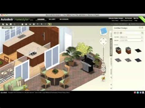 Homestyler Kitchen Design Software Autodesk Homestyler Formerly Project Dragonfly
