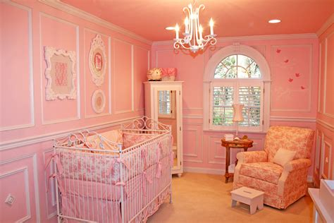 pink nursery jack and jill interiors project nursery