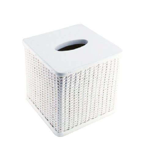 White Wicker Bathroom Accessories Bathroom Decor From Shower Curtains To Bathroom Trash Cans