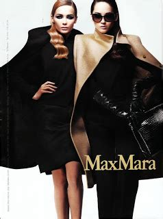 Donaldson Modelling For Max Maras 2008 Advertising Caign by New World Monkey Max Mara Discount Store Nicosia