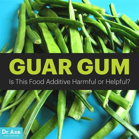 Detox Meaning In Malayalam by Guar Gum Is This Food Additive Harmful Or Helpful Dr Axe