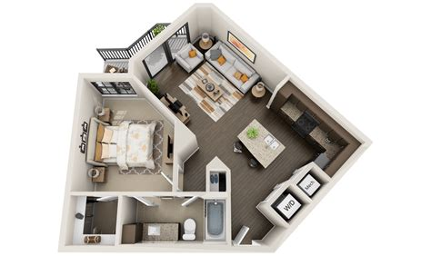 3d apartment 3d floor plans for apartments get your quote now