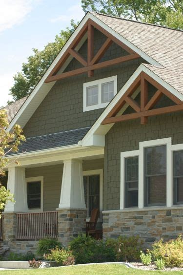 best 25 craftsman exterior colors ideas on