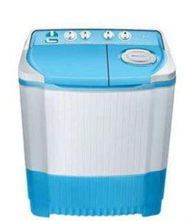 Mesin Cuci 2 Tabung Yang Bagus perbedaan mesin cuci tabung 1 dan tabung 2 farof