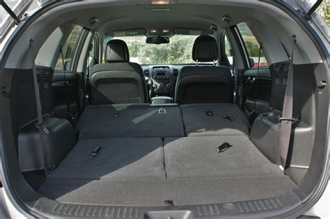 Kia Sorento With 3rd Row Seating by Safe Suvs With Third Row Seating Html Autos Post
