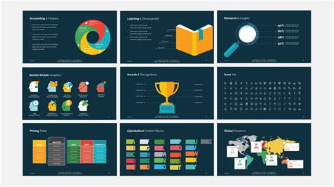 ppt templates for business presentation think business presentation template by design bundles