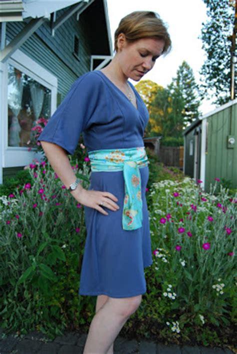 F 0002 Knit Kimono Premium sew sally