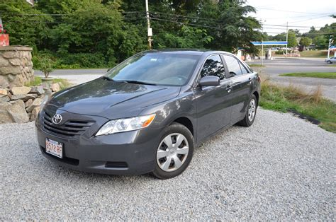Toyota 2008 Camry 2008 Toyota Camry Pictures Cargurus