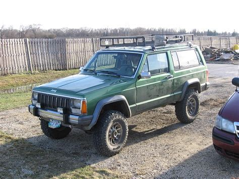 Square Jeep Square Tubing Roof Rack Jeep Forum