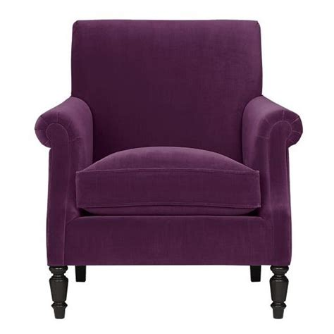 armchair purple purple velvet armchair purple pinterest