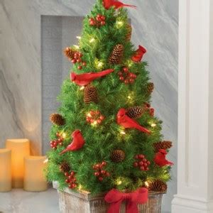 Mini Decorated Trees by Decorate Your Holidays With Wreaths And Mini
