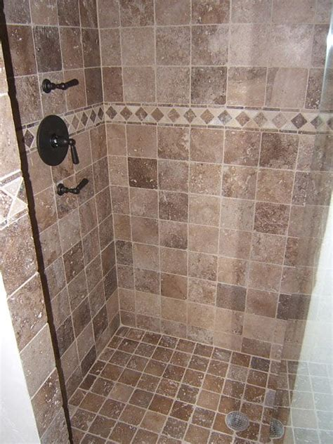bathroom shower stall tile designs tile shower