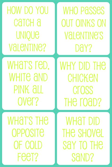 jokes about valentines day s day printable jokes for the gunny sack