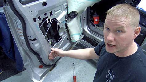ford explorer door ajar light common door