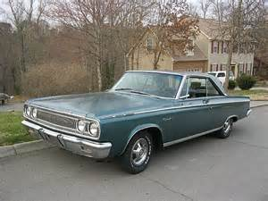 Dodge Coronet For Sale 1965 Dodge Coronet For Sale Knoxville Tennessee