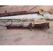 Fabrication Fendeuse Hydraulique