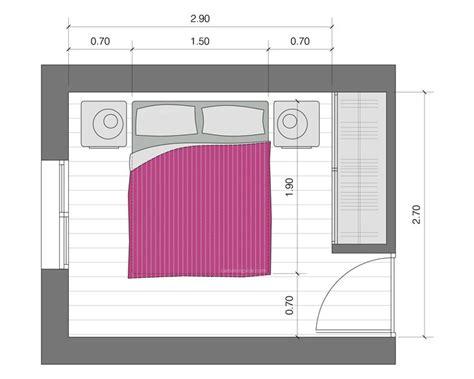 cama medidas medidas de una cama queen size dormitorio pinterest