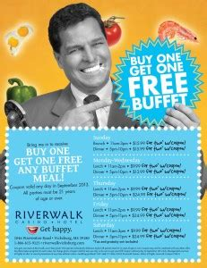 riverwalk hotel and casino discount print coupon king