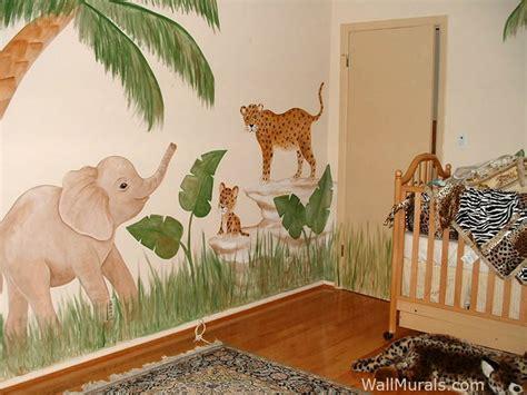 jungle wall mural jungle wall murals exles of jungle theme murals