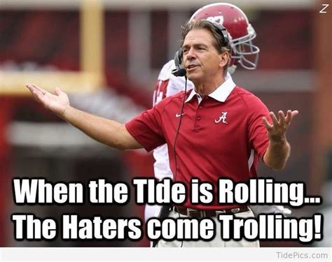 Nick Saban Memes - 152 best images about alabama roll tide on
