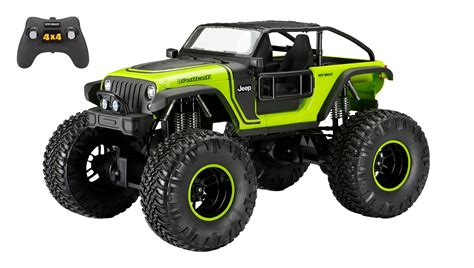 Jeep Of Road 4x4 Remot Scale 18 4x4 remote jeep vehicles play toys radio wheels range fast ebay