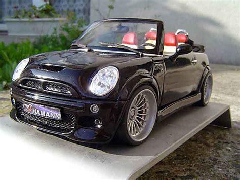 1 43 Mini Cooper S Cabrio Convertible Black R57 2009 Minichs Diecas 1 mini cabriolet s s german look kyosho modellauto 1 18