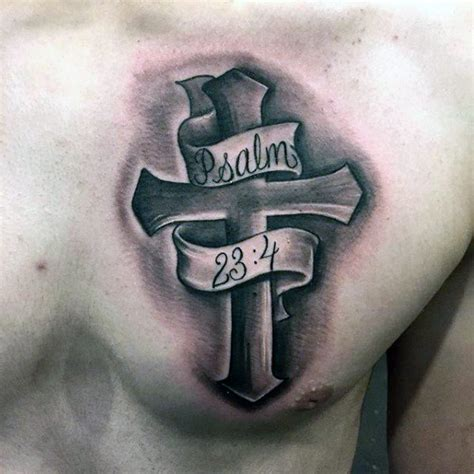 40 small religious tattoos for men spiritual design ideas