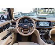 Interior 2016 Cadillac CT6 On Gm Concept Cars