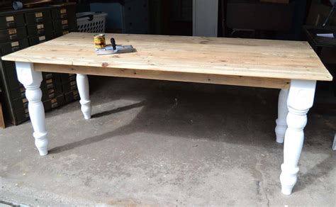 building a farmhouse diy farmhouse table full of character charm my creative days