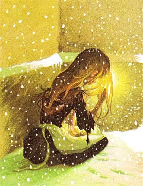 themes in little match girl the little match girl by hans christian andersen