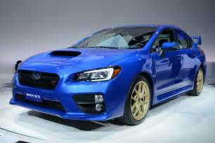 Subaru Autos New 2015 Subaru Wrx Sti Sports Car Pictures Details