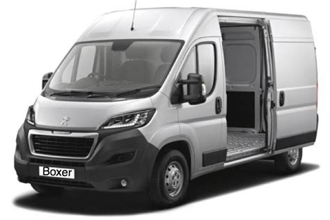 peugeot lease hire new van leasing new vans for lease contract hire in the uk