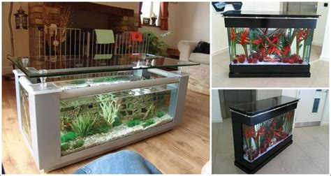 diy aquarium coffee table diy coffee table aquarium coffee table design ideas