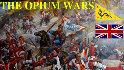 wars pictures the opium wars 1 2 banned version with extended jingoist ending