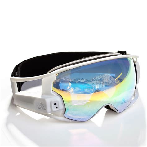 android goggles rideon android powered augmented reality ski goggles passes 75k fixed funding goal on indiegogo