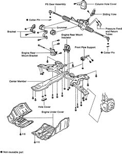 Toyota rear engine mount Questions & Answers (with