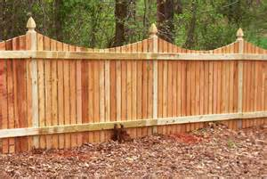 sawdon fence wood fence company serving mid michigan