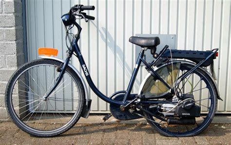 Sachs Motor Two Stroke by Hercules Saxonette Motorized Bicycle Bike 2stroke Sachs