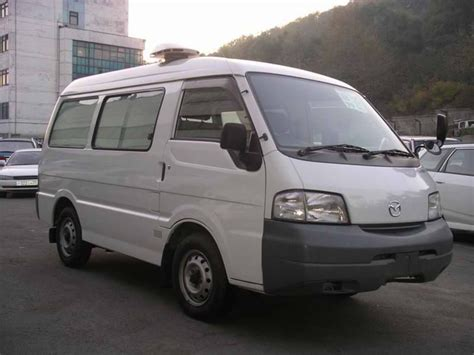 mazda car van used 2001 mazda bongo van wallpapers